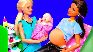 22 DIY Barbie Hacks ~ Baby Doll and Dollhouse