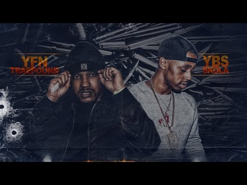 YFN Traepound - Slide On Em ft. YBS Skola