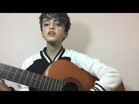 impossible cover no I can't play guitar lol