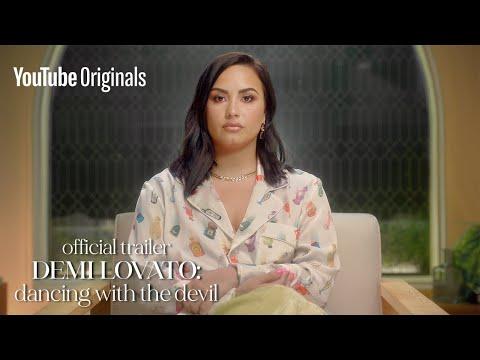 Demi Lovato desnuda sus adicciones enDancing with the Devil