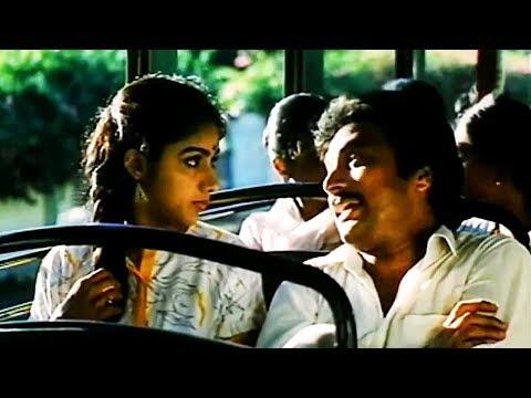 Tamil Movie Best Scenes # Mouna Raham Movie Scenes # Super Scenes #  Karthik & Revathy Best Scenes