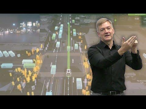 RI Seminar: Jeff Schneider : Self Driving Cars and AI