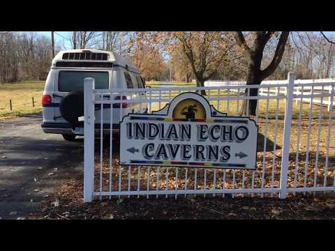Beautiful Place #119 Indian Echo Caverns Hummelstown Pa Cave Explorations