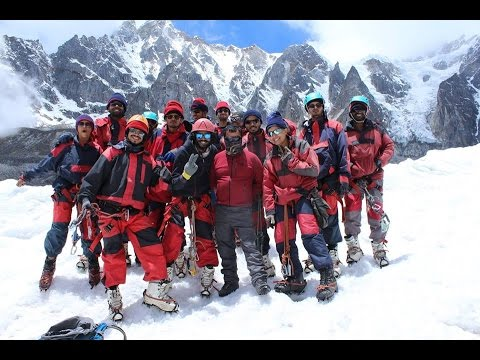 Special Basic Mountaineering Course, HMI - CEPT SWS