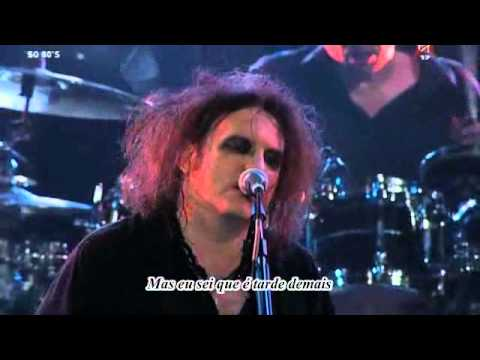 The Cure - Boys Don't Cry TRADUÇÃO (Live Bercy)