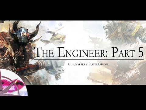 Guild Wars 2 New Player Guide | Engineer Elixirs | The Krytan Herald