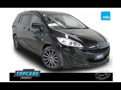 2010 mazda premacy 2 0 11961 youtube. Black Bedroom Furniture Sets. Home Design Ideas