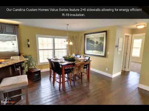 Carolina custom homes of burlington burlington nc for Home builders in burlington nc