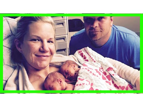 Nebraska couple welcomes naturally conceived identical triplets girls| Celebrity news