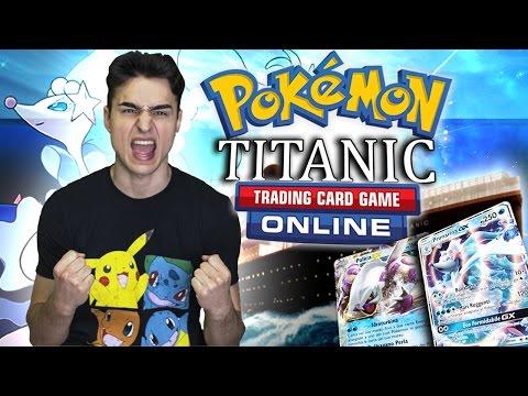 TITANIC, il deck che ti AFFONDA! | DECK Primarina GX e Palkia EX | Pokémon Gioco di Carte Online