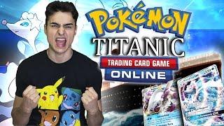 TITANIC, il deck che ti AFFONDA!   DECK Primarina GX e Palkia EX   Pokémon Gioco di Carte Online