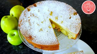 Sharlotka | Russian Apple Pie/Cake Recipe | Шарлотка с Яблоками|