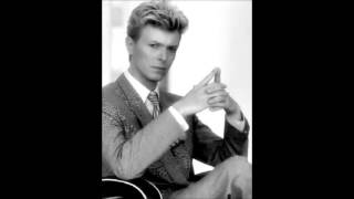 David Bowie... Thursday