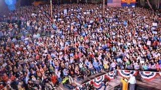 Bernie Sanders Rocks Tucson, AZ - Draws 13,000 - Complete Event 10.9.15