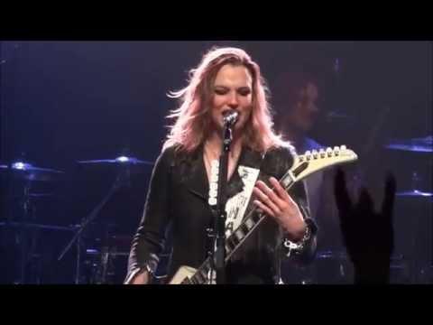 Halestorm - Amen (Live - Trix Hall - Antwerpen - Belgium - 2015)