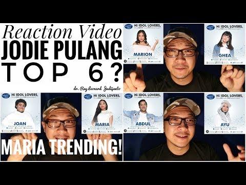 Jodie Pulang , Maria Never Enough Trending SPEKTA 9 TOP 7 ! TOP 6 Ghea Marion Joan Ayu Abdul ?