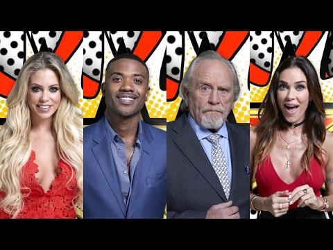 Big Brother 2017 : All celebrity big brother contestants 2017