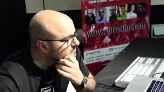 Presentación y masterclass Yo Traktor en FNAC Bilbao