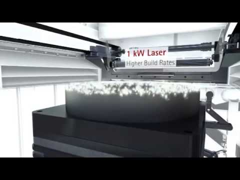 3D Printing - EOS Model M400 - Additive Manufacturing - Direct Metal Laser Sintering - EOS