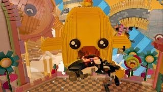 The LEGO Movie Videogame - Attack on Cloud Cuckoo Land 100% Guide (Gold Instruction Pages/Pants)