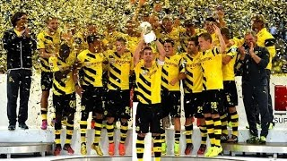Borussia Dortmund vs Bayern Munich [2-0] • All Goals & Highlights • German Super Cup 2014  ||HD||