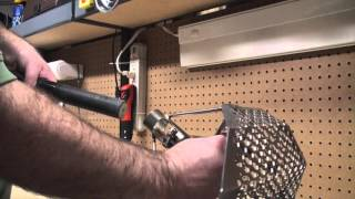Removing the Handle from a Sunspot Stealth 990ix Sand Scoop