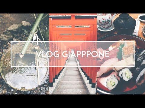 Vlog Giappone - Tokyo, Yokohama, Nikko, Kanazawa, Osaka, Nara, Kyoto