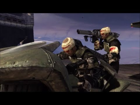 Halo 3 - Can Blind Marines Drive?