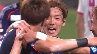 ファン ウィジョ(G大阪)が自ら獲得したPKのチャンスを確実に沈め、先...