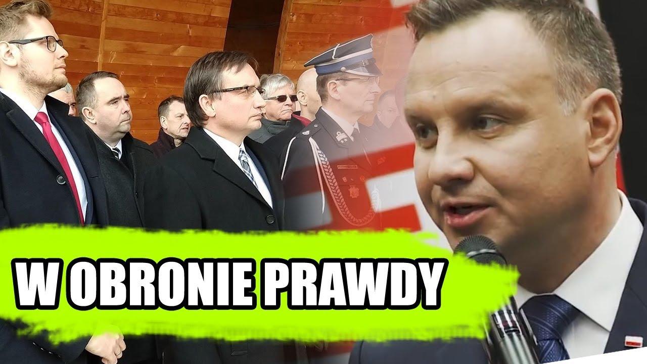 Zbigniew Ziobro i Andrzej Duda MERYTORYCZNIE odpowiadają na zarzuty IZRAELA!