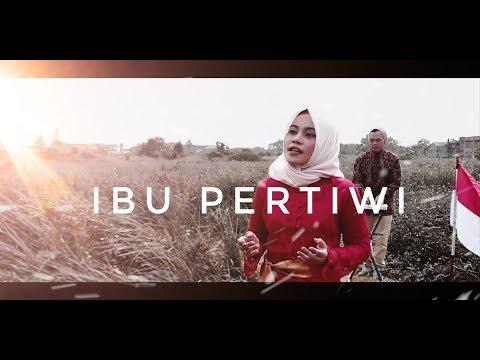 Lagu Nasional   Ibu Pertiwi cover by Yogie ft Shafa Kamila Wijaya