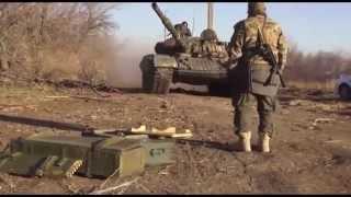 """Война на Донбассе  """"Штурмуя небеса""""   клип"""