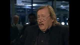 """Peter Sloterdijk über """"Preemtive Strike"""", von der Atombombe zur Strahlen- und Wetterwaffe"""