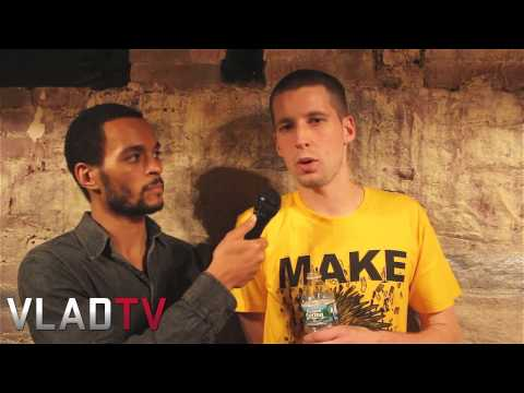 Charron Addresses Racial Acceptance on Smack/URL