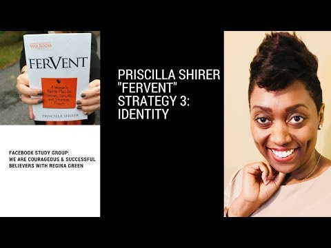 "Priscilla Shirer Strategy 3 ""Your Identity"" Study Group"