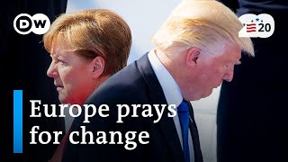 Why Europe is praying for Trump to lose the US election | DW Analysis