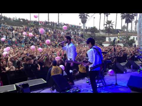 Capital Cities  Safe and Sound   Sandy Parts Festival Oceanside 6813