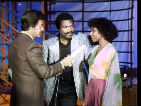 Dick Clark Interviews Billy Preston & Syreeta - American Bandstand 1980