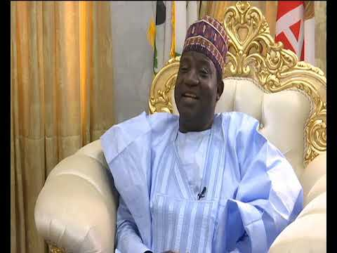 Interview With Plateau State Governor, Simon Lalong