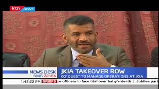 JKIA plans to merge with KQ brought to hold by Members of National assembly investments committee