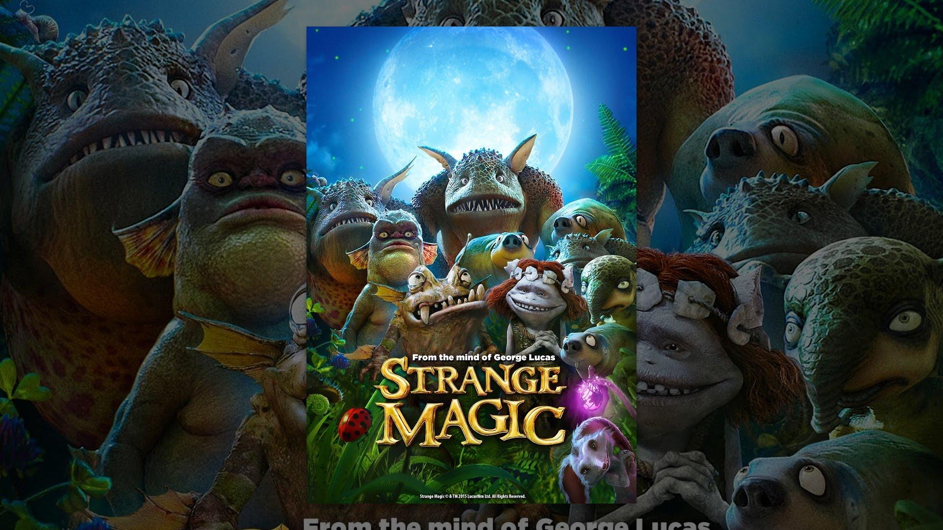 Download Strange Magic (2015)