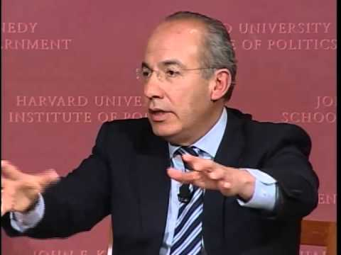 A Conversation with Felipe Calderón & David Ellwood