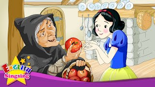 Snow White - Do you want some more? No, thanks. - English animation story for Kids