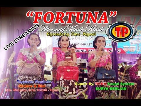 FORTUNA. Live Mbakalan, Simo,Kendal, Ngawi