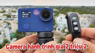 Camera hành trình SC-1 Plus giá 2 triệu - Chống rung và quay đêm ngon như Gopro
