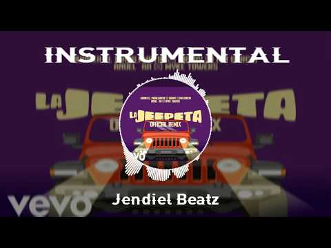 Instrumental + Flp La Jeepeta Remix Anuel X Nio Garcia X Myke Towers X Juanka X Brray