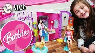 Ava spielt mit TIERÄRZTIN Barbie 💕Our Life Ava & Jade VLOG
