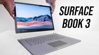 Microsoft Surface Book 3 - Laptop or Tablet? Why Not Both!