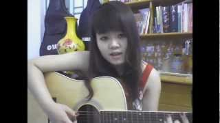 Quên - Lee Kirby -  guitar covered by Thư Bếu