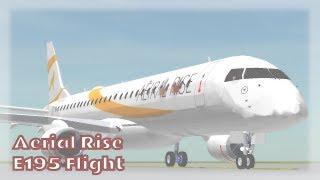 ROBLOX | AerialRise E195 Flug FAILED